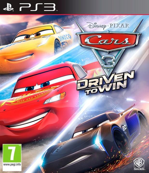 PS3 - Cars 3 Box 785300122363 Photo no. 1