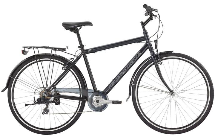 Steelrider Herren Citybike Crosswave 464802305520 Rahmengrösse 55 Farbe schwarz Bild-Nr. 1