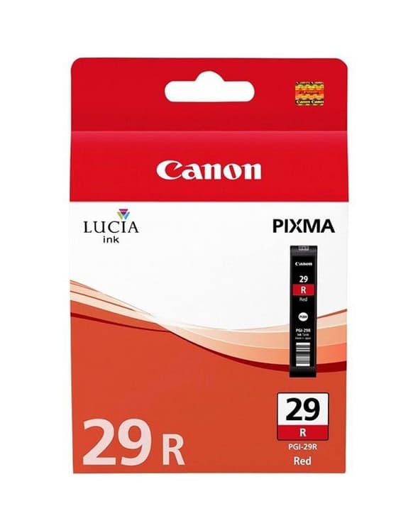 PGI-29R  rot Tintenpatrone Canon 785300123940 Bild Nr. 1