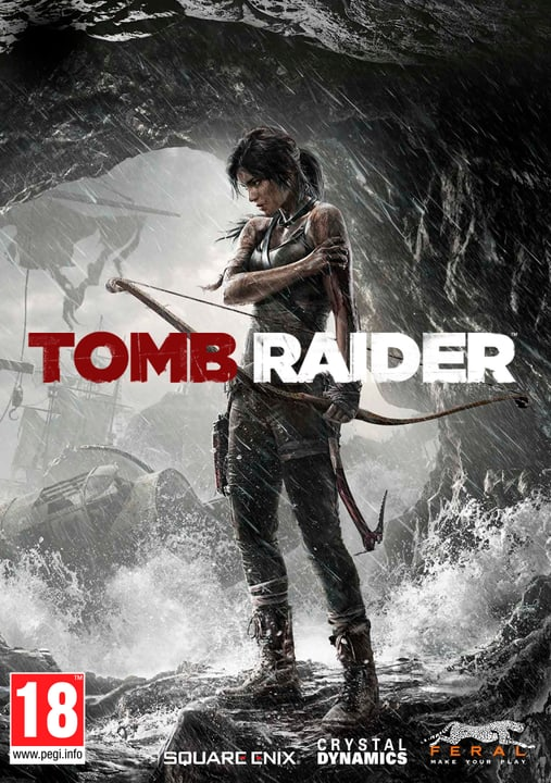 Mac - Tomb Raider Download (ESD) 785300133617 N. figura 1