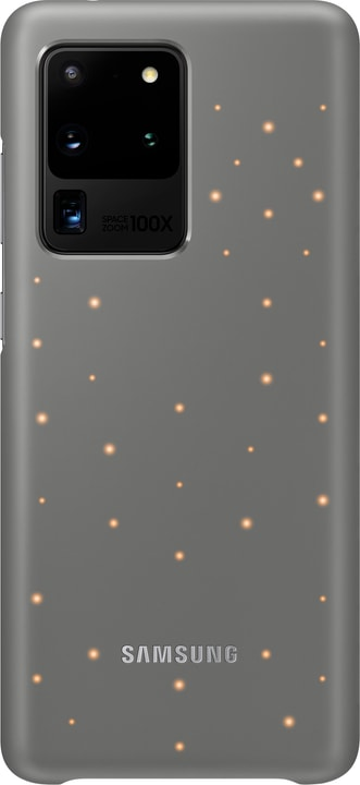 LED Cover grey Coque Samsung 785300151208 Photo no. 1