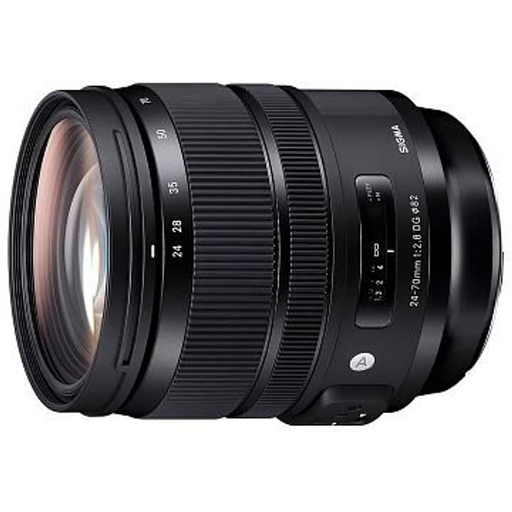 24-70mm 2.8 DG HSM Canon Art Objectif Sigma 785300129671 Photo no. 1