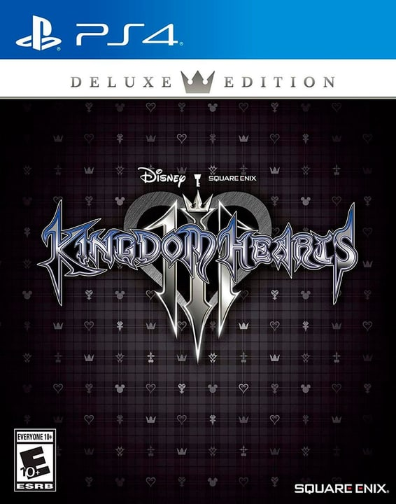 PS4 - Kingdom Hearts 3 Deluxe Edition (D) Box 785300139969 Langue Allemand Plate-forme Sony PlayStation 4 Photo no. 1