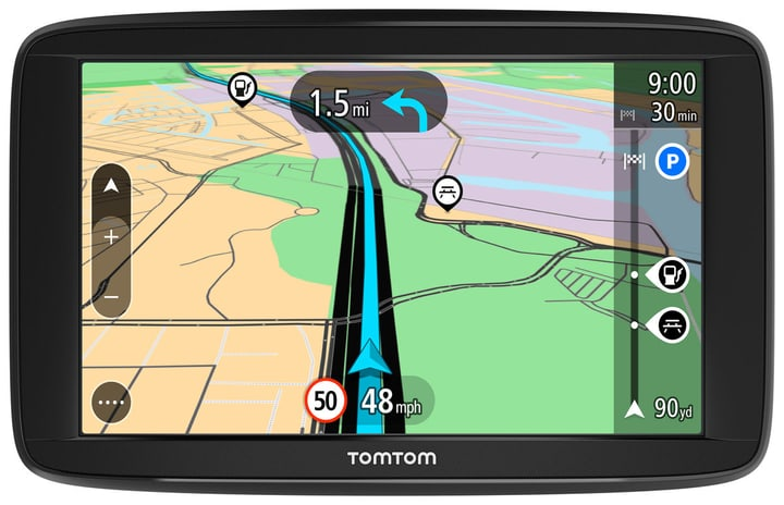 Start 62 EU Lifetime Maps TOMTOM 785300129307 Photo no. 1