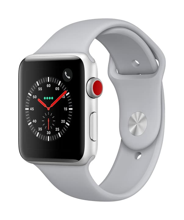 Watch Series 3 GPS/LTE 42mm silver/fog Apple 785300130046 Photo no. 1