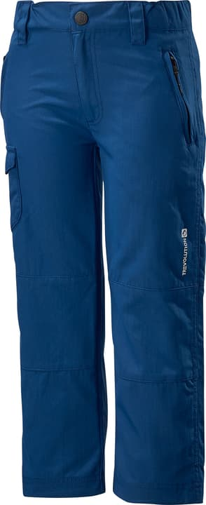 Pantalon de trekking pour enfant Trevolution 472333109243 Couleur bleu marine Taille 92 Photo no. 1
