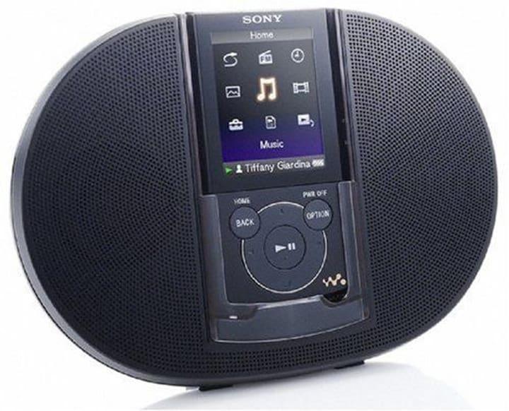 L-BUNDLE SONY NWZE-444KB 8GB Sony 77353870000010 Bild Nr. 1