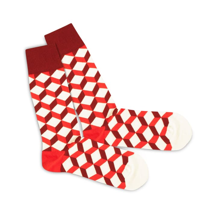 Dilly Socks Big Bloody Dice Gr. 41-46 396122100000 Photo no. 1