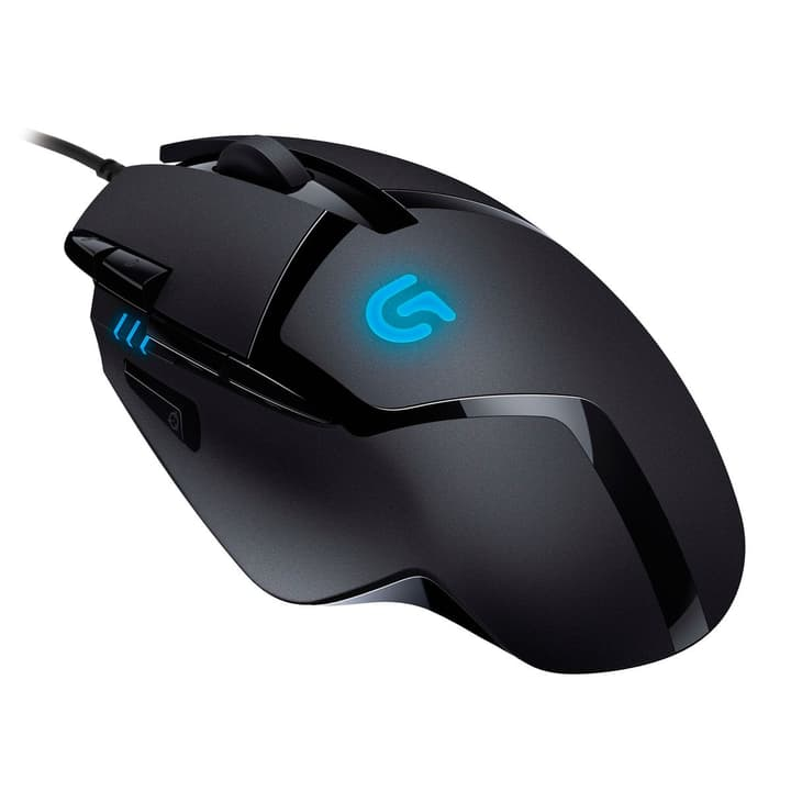 G402 HyperFury FPS Gaming Mouse Logitech G 797932000000 Photo no. 1
