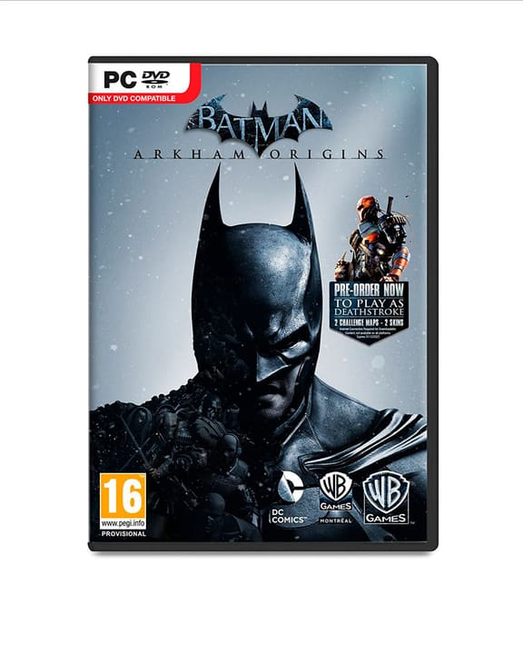 PC - Batman Arkham Origins Digital (ESD) 785300133293 Bild Nr. 1