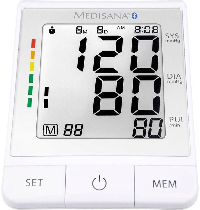 Tensiomètre à bras BU530 Connect Contrôle de la pression sanguine Medisana 785300151494 Photo no. 1