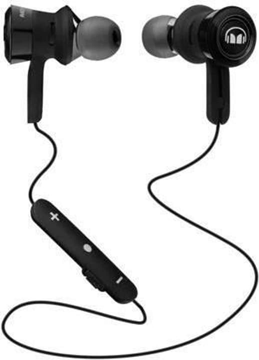 Bluetooth Headphones noir Casque In-Ear Monster 785300126552 Photo no. 1