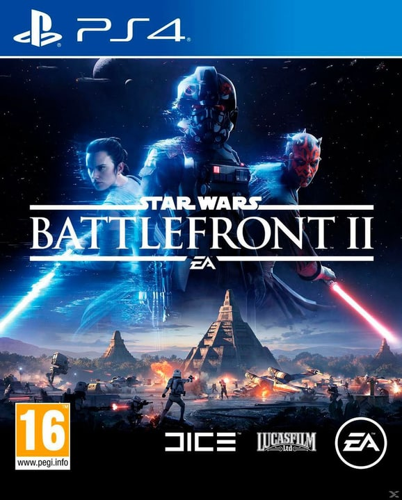 Star Wars: Battlefront II [PS4] (D/F/I) Physisch (Box) 785300128227 Bild Nr. 1