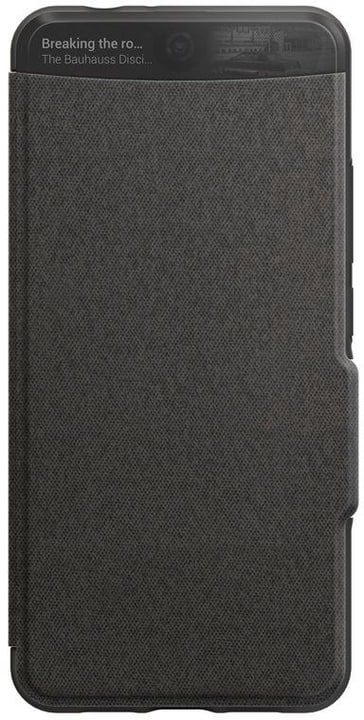 Book Cover Smart Folio Earthy Grey Custodia Wiko 785300140713 N. figura 1