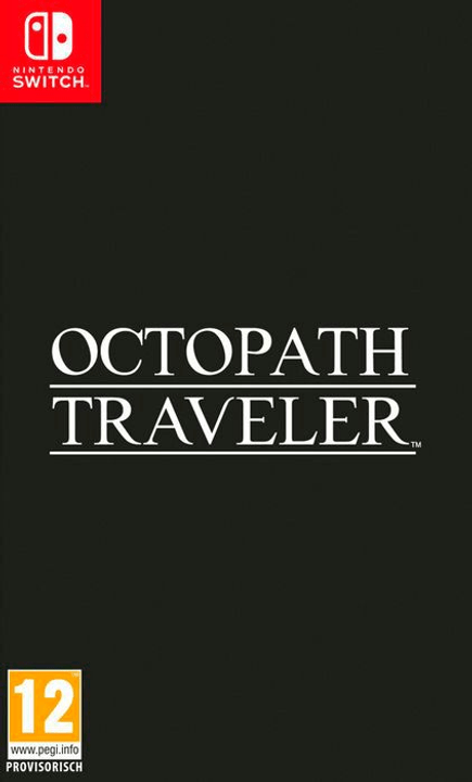 NSW - Octopath Traveler  D Physisch (Box) 785300133268 Sprache Deutsch Plattform Nintendo Switch Bild Nr. 1