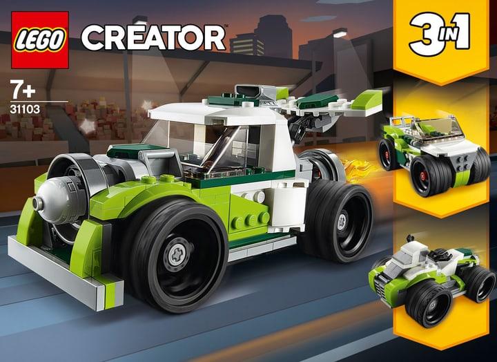 LEGO Creator 31103 Rocket Truck 748733400000 Photo no. 1