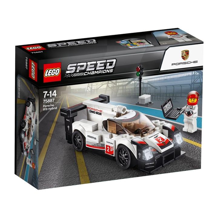 Lego Speed Champions 75887 748875300000 N. figura 1