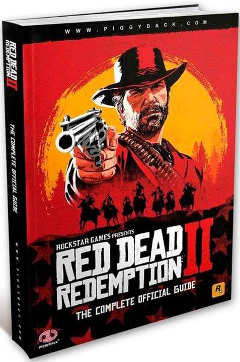 Solution Red Red Redemption 2 Guide officiel de la solution 785300141197 N. figura 1