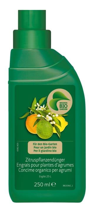 Engrais plantes d'agrumes, 250 ml Migros-Bio Garden 658242500000 Photo no. 1