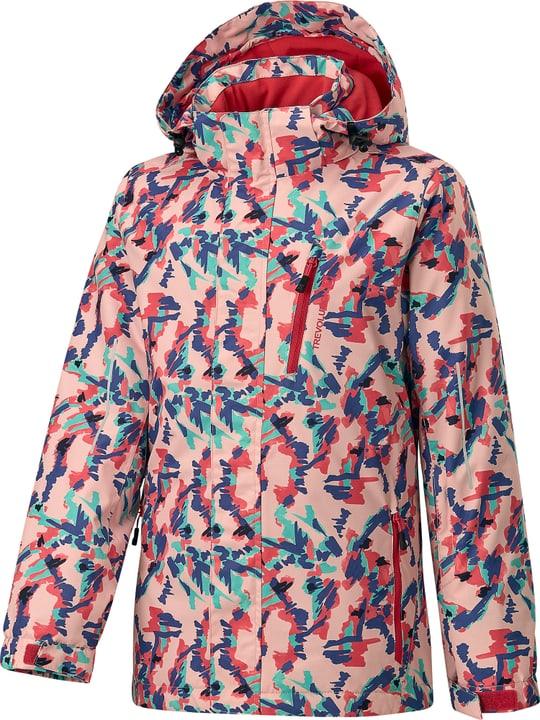 Veste de ski pour fille Trevolution 464570312838 Couleur rose Taille 128 Photo no. 1