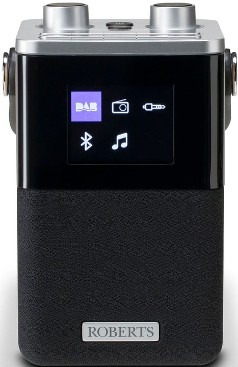 BluTune T2 - Wood Radio DAB+ Roberts 785300145315 N. figura 1