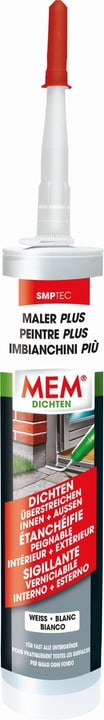 Imbianchini plus  bianco, 290 ml Mem 676042000000 N. figura 1
