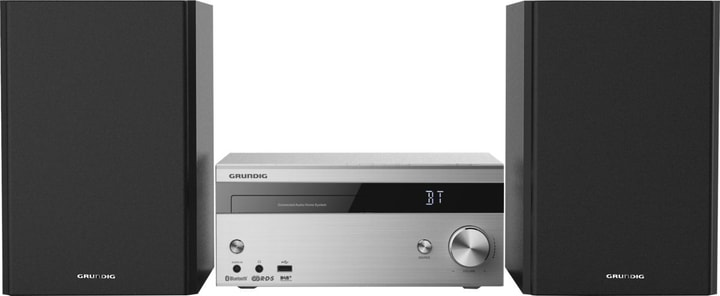 CMS 4000 BT DAB+ Sistema Micro HiFi Grundig 772144300000 N. figura 1