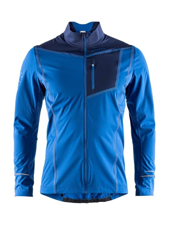 PACE JACKET M Veste pour homme Craft 498516600440 Couleur bleu Taille M Photo no. 1