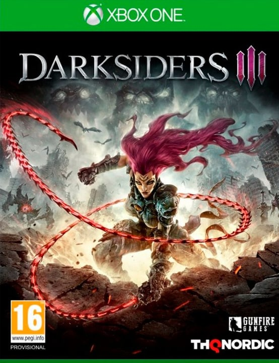 Xbox One - Darksiders III (F) Box 785300138846 Photo no. 1