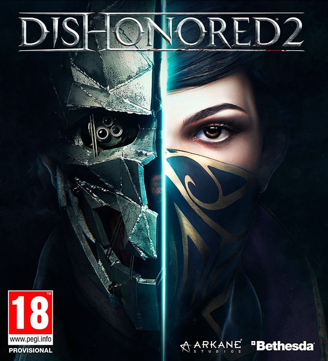 PC - Dishonored 2 Download (ESD) 785300133787 N. figura 1