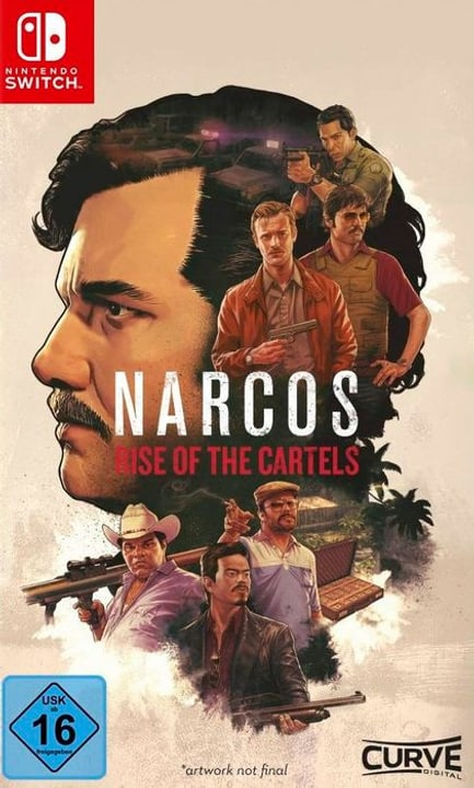 NSW - Narcos: Rise of The Cartels D Box 785300147492 Photo no. 1
