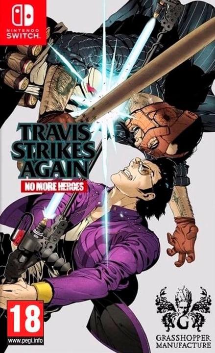 Switch - Travis Strikes Again: No More Heroes + Season Pass (D) Box 785300140690 N. figura 1