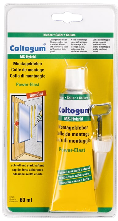 colle multi-usages; All in One, bl. 60ml 676038000000 Photo no. 1