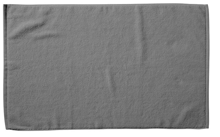 RACIO Tapis en tissu éponge 450859453083 Couleur Anthracite Dimensions L: 50.0 cm x H: 80.0 cm Photo no. 1
