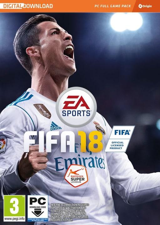 PC - FIFA 18 Box 785300122668 Bild Nr. 1