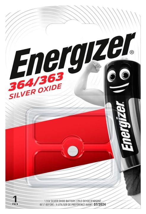 364/363 pile pour montres Uhrenbatterie Energizer 760906100000 Photo no. 1