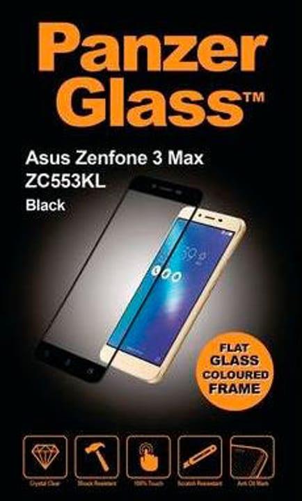 Flat Glass ASUS Zenfone 3 Max - nero Panzerglass 785300134578 N. figura 1