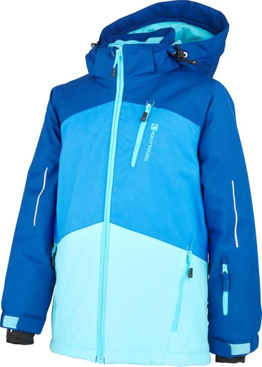 Veste de ski pour fille Trevolution 466929214040 Couleur bleu Taille 140 Photo no. 1