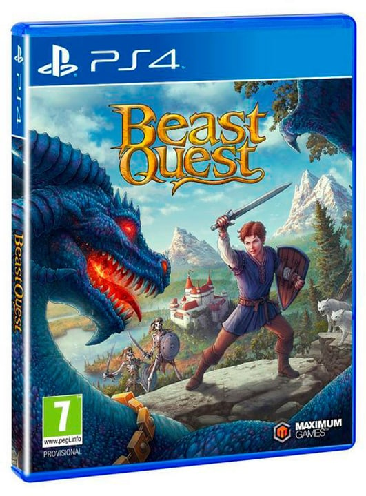 PS4 - Beast Quest D Box 785300130302 N. figura 1