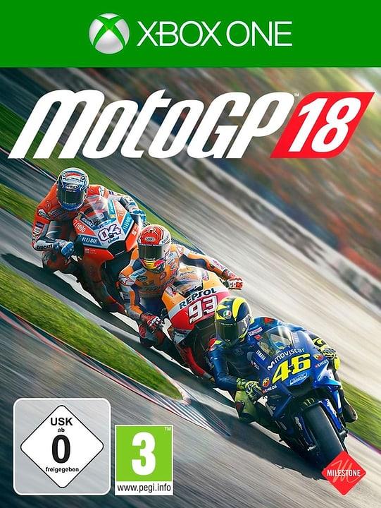 Xbox One - MotoGP 18 Physisch (Box) 785300134663 Bild Nr. 1