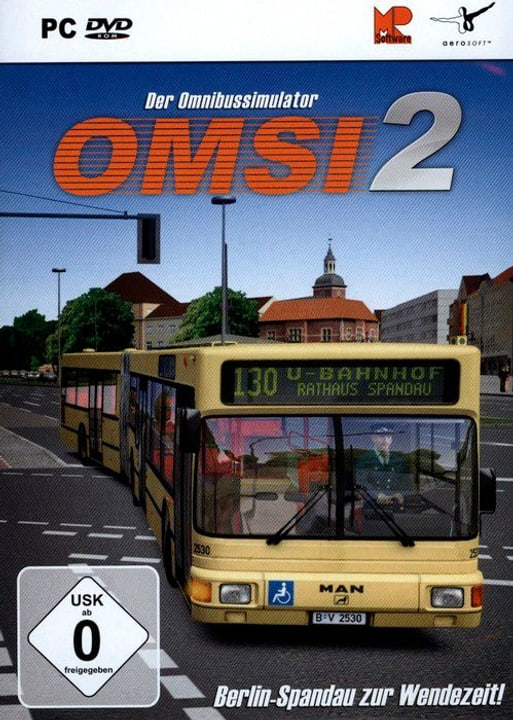 PC - Der Omnibussimulator OMSI 2 Box 785300129577 Photo no. 1