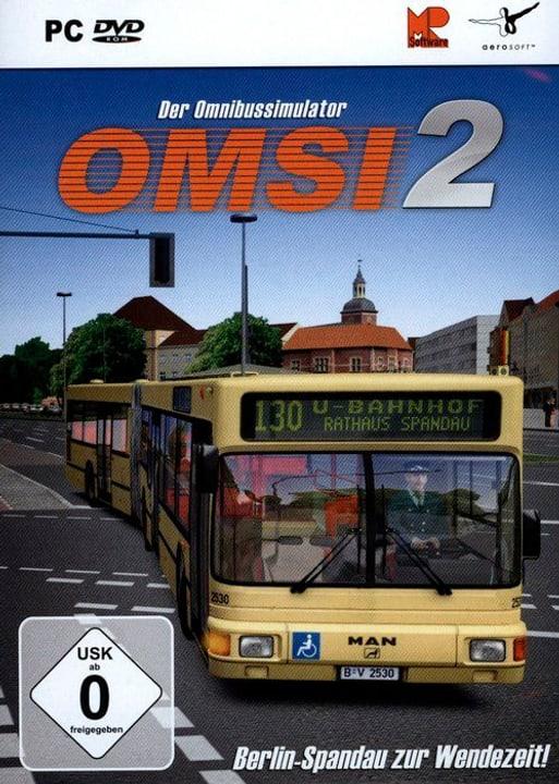 PC - Der Omnibussimulator OMSI 2 Physisch (Box) 785300129577 Bild Nr. 1
