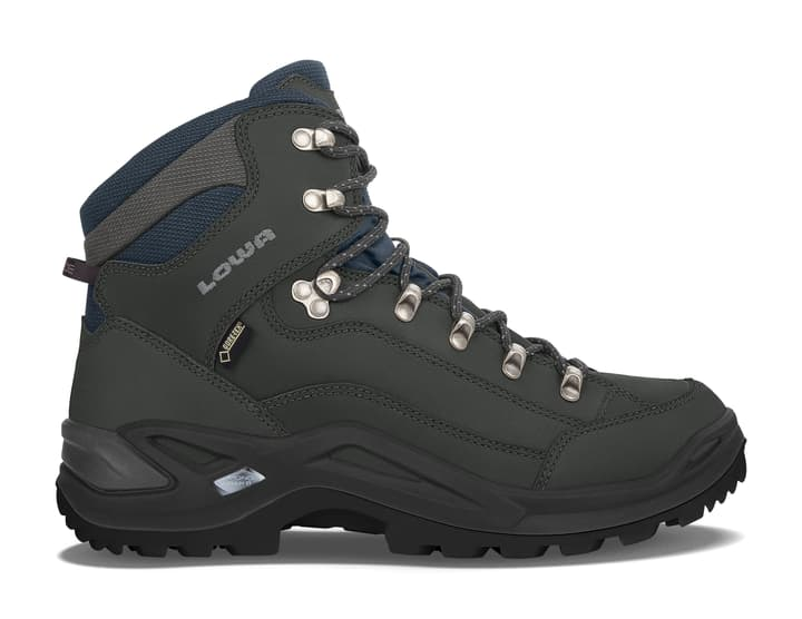 Renegade GTX Mid Wide Chaussures de randonnée pour homme Lowa 473317941080 Couleur gris Taille 41 Photo no. 1