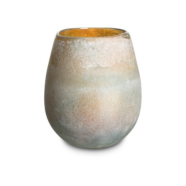 ALINA Vaso 396087400000 Dimensioni L: 13.0 cm x P: 13.0 cm x A: 15.0 cm Colore Bianco N. figura 1
