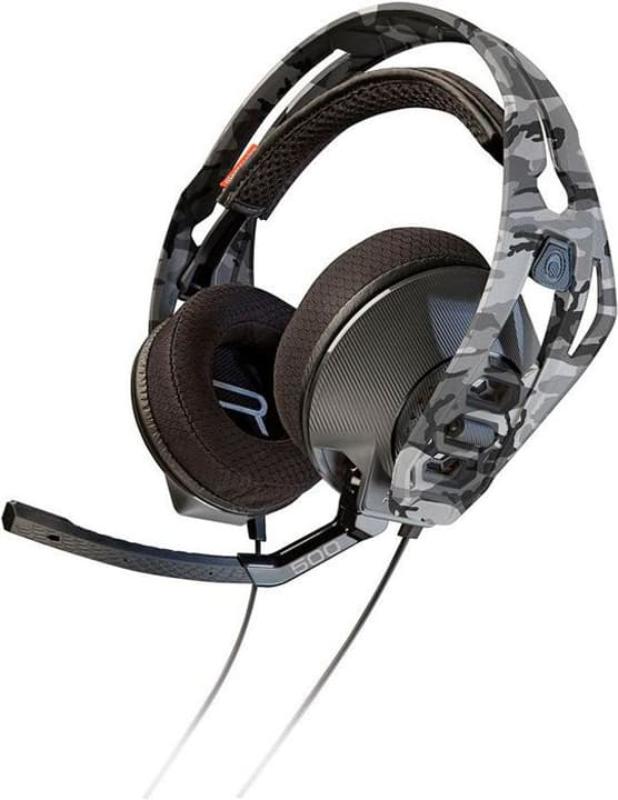 RIG 500HS Stereo Gaming Headset - camouflage PS4 Plantronics 785300128448 Photo no. 1