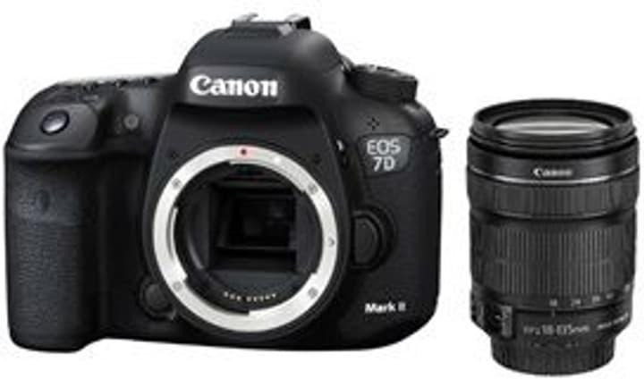EOS 7D Mark II + EF-S 18-135mm Kit appareil photo reflex Canon 785300126133 Photo no. 1