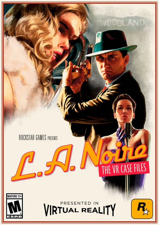 PC - L.A. Noire: The VR Case Files Numérique (ESD) 785300133694 Photo no. 1