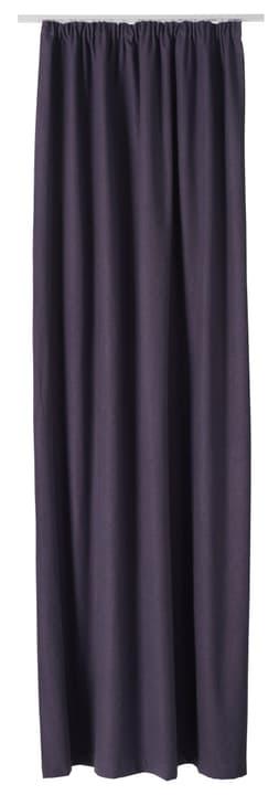 PIETRO Fertigvorhang blickdicht 430266821845 Farbe Violett Grösse B: 145.0 cm x H: 270.0 cm Bild Nr. 1