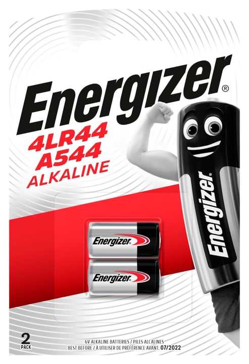 544 (2Stk.) Spezialbatterie Energizer 792231600000 Bild Nr. 1