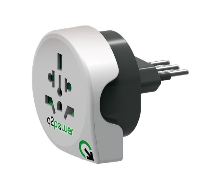Q2Power Adaptateur du monde à Italie 612152600000 Photo no. 1